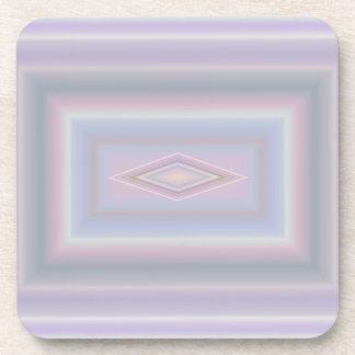 Square Pastels Drink Coaster