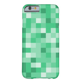 Square pattern barely there iPhone 6 case