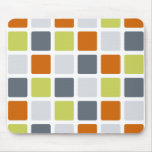 Square Pattern mousepad