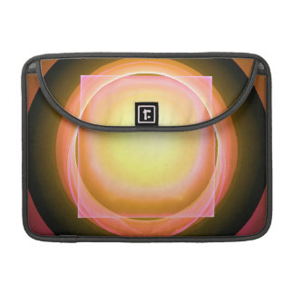 Square Peg in a Round Hole MacBook Pro Sleeve