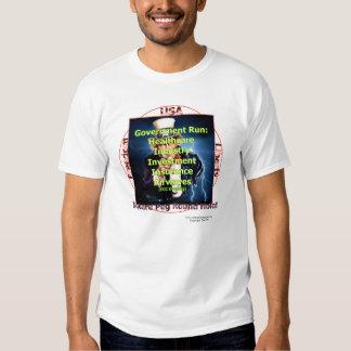 square Peg Round Hole T Shirt