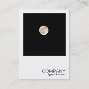 Full moon business cards templates zazzle square photo 0436 full moon business card colourmoves