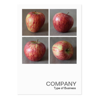 Square Photo 0491 - Four Apples Business Cards