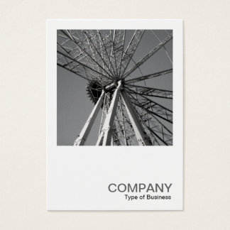 Square Photo 056 - Reinvention of the Big Wheel Business Card