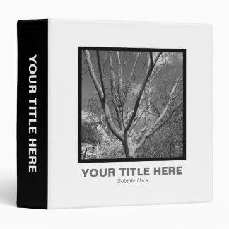 Square Photo (1.5in) - Sun Worshipping Tree Binder