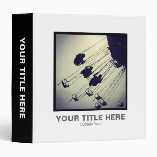 Square Photo (1.5in) - Swing Roundabout Binder