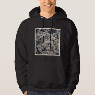 Square Photo - Cherry Blossom Hoodie