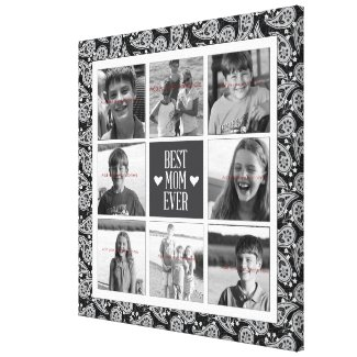 Mother's Day Photo Collage Canvases-New!
