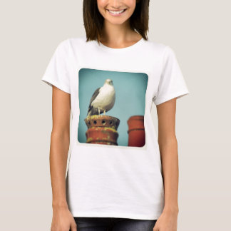 Square Photo - Favourite Perch T-Shirt
