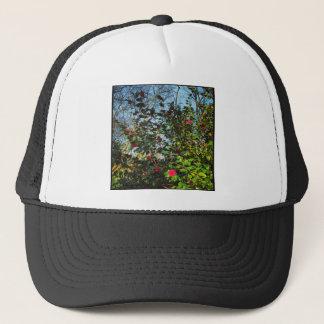 Square Photo - Magnolia Bush 01 Trucker Hat