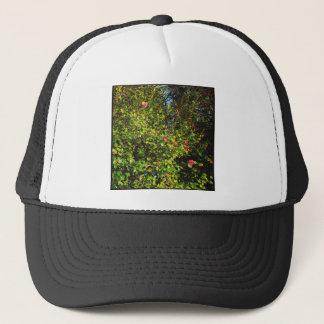 Square Photo - Magnolia Bush 02 Trucker Hat