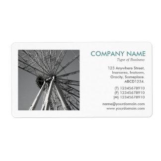 Square Photo - Reinventing the Big Wheel Label