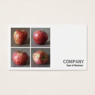 Square Photo (v2) - Four Apples Business Card