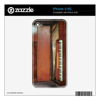 Square piano, 1767 (photo) decals for the iPhone 4S