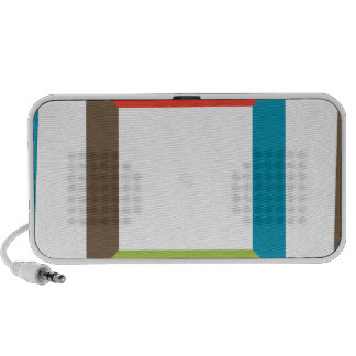 Square Process Financial Chart iPod Speakers