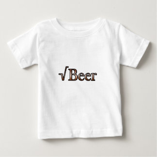 Square Root Beer Baby T-Shirt