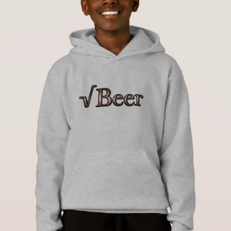 Square Root Beer Hoodie