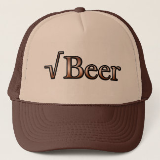 Square Root Beer Trucker Hat