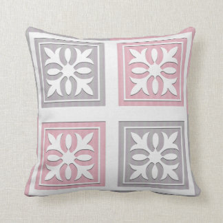 Square scatter cushion with textured look