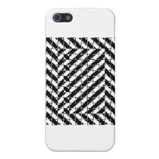 Square Shape Optical Illusion iPhone 5 Covers