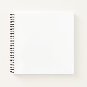 Square Shaped Notebook
