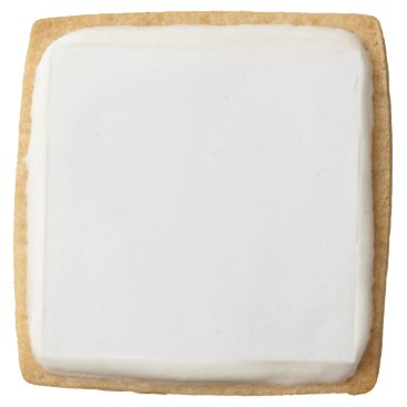 Beach Themed SQUARE SHORTBREAD COOKIE