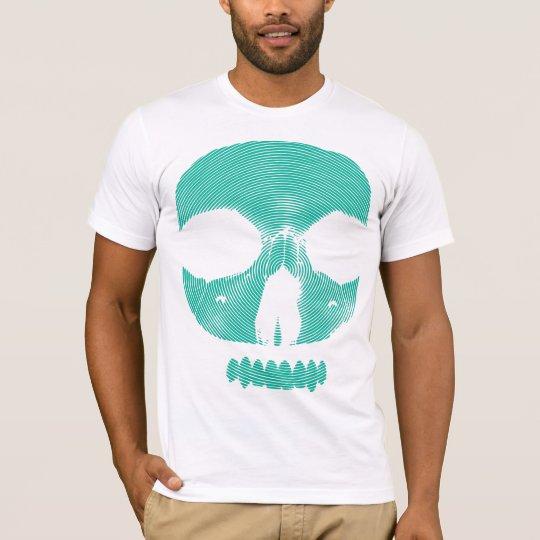 Square Skull T-Shirt