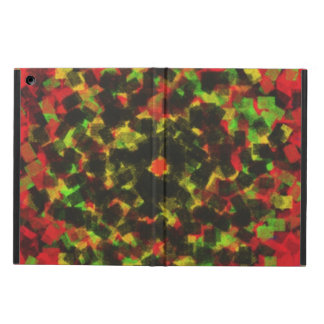 square sponge pattern case for iPad air