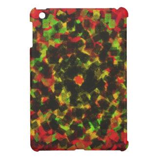 square sponge pattern case for the iPad mini