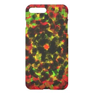 square sponge pattern iPhone 8 plus/7 plus case