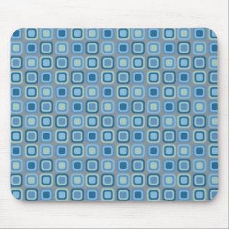 Square Square Pattern Mouse Pad