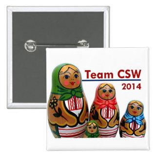 Square Team CSW Button