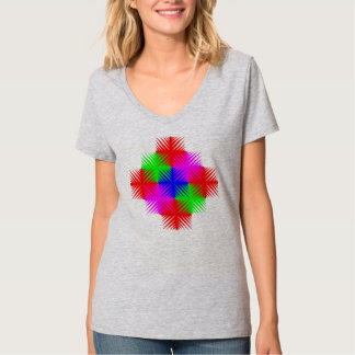 """Square Tess"" t-shirt"