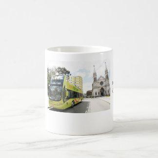 Square Tiradentes - Curitiba Coffee Mug