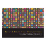 Square to Square Business Card
