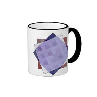 Square Weave Mug