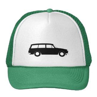 Squareback Hat