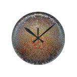 Squared Circle Clock