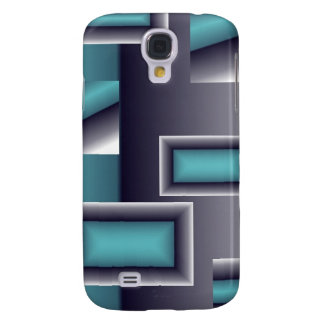 Squared Off IPhone 3G Case Samsung Galaxy S4 Case