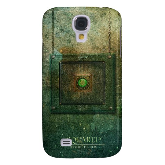 Squared Samsung Galaxy S4 Case