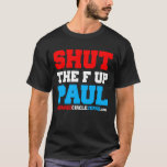 SquaredCircle Jerks STFU Paul T-Shirt