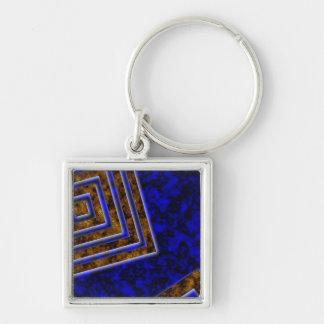 Squareglow Keychain