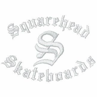 Squarehead Skateboards Sherpa-lined Hoodie