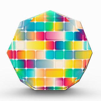 Squares background award
