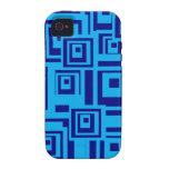 Squares Case-Mate iPhone 4 Cases