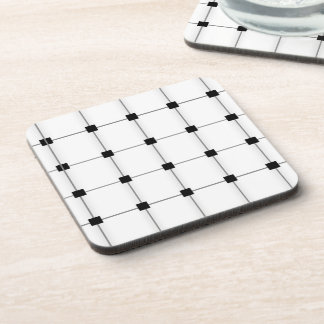 Squares Drink Coaster