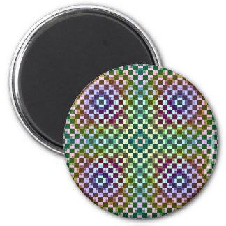 Squares Inverted Alternate Magnet