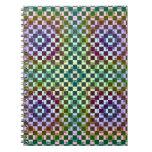 Squares Inverted Alternate Notebook