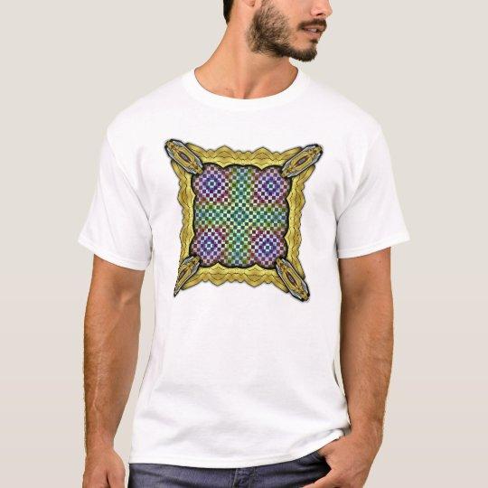 Squares Inverted Alternate T-Shirt
