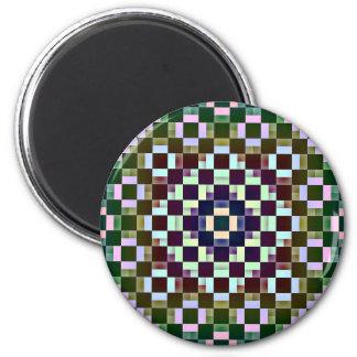 Squares Inverted Magnet